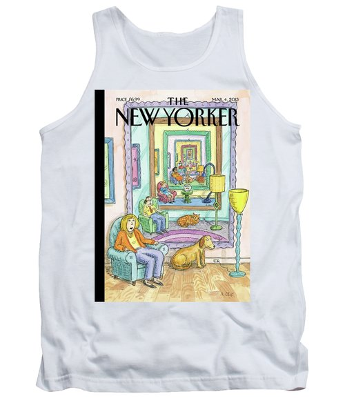 New Yorker March 4th, 2013 Tank Top