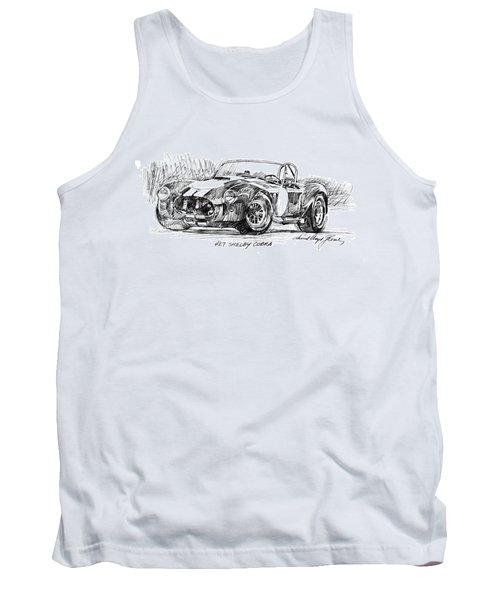 427 Shelby Cobra Tank Top