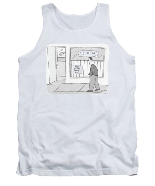 New Yorker October 24th, 2005 Tank Top