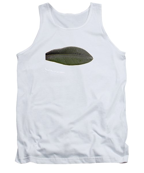 Leaf Tank Top