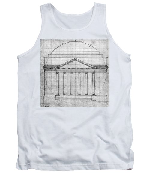 University Of Virginia Tank Top