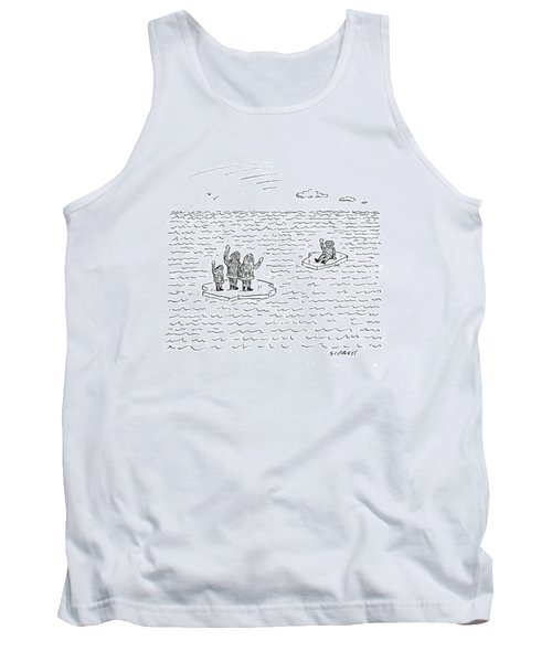 New Yorker July 21st, 2008 Tank Top