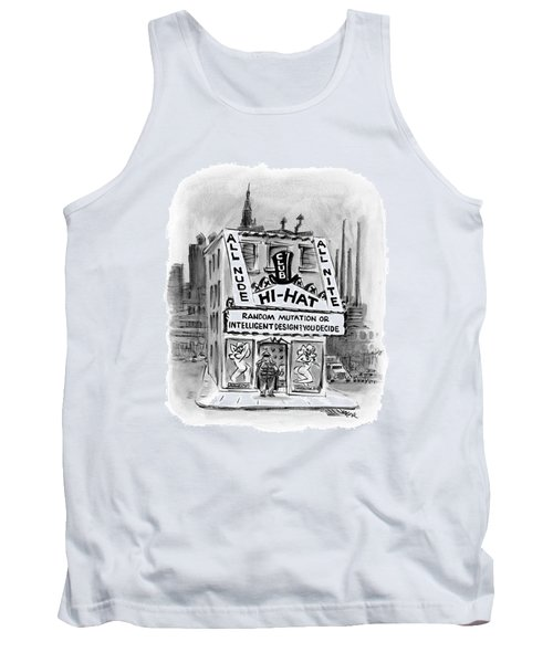New Yorker November 21st, 2005 Tank Top