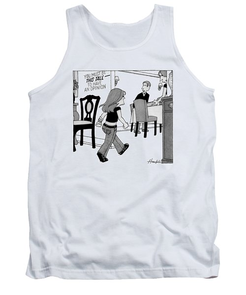 New Yorker January 9th, 2006 Tank Top