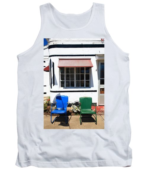 Route 66 - Boots Motel Tank Top