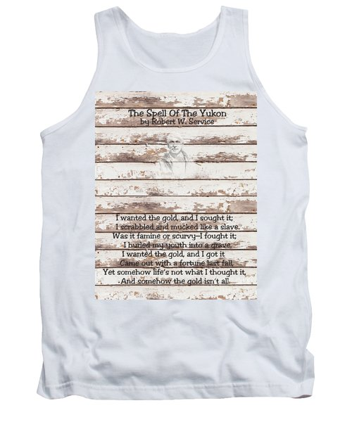 Spell Of Yukon Tank Top