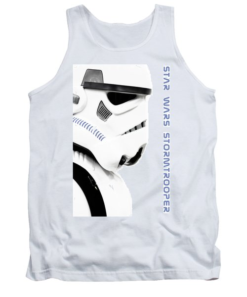 Star Wars Stormtrooper Tank Top