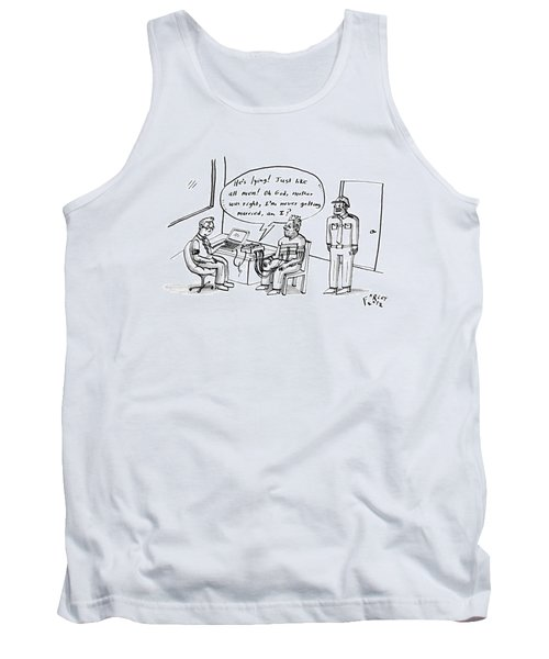 New Yorker May 18th, 2009 Tank Top