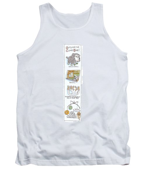 New Yorker January 13th, 2003 Tank Top