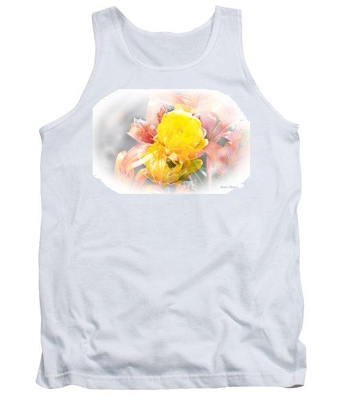 Flower Burst Tank Top