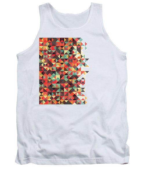 Geometric Art Tank Top