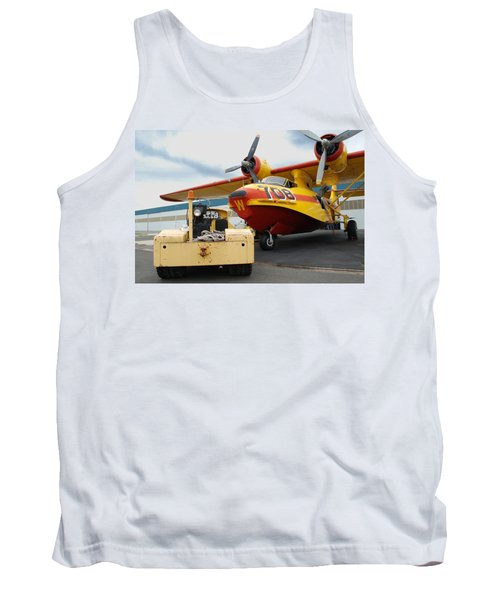 708 Tank Top by Mark Alan Perry