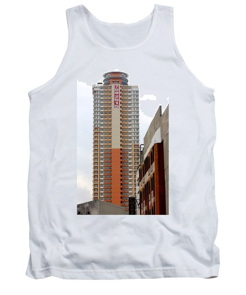 Tank Top featuring the photograph 7082515 Building by Ester  Rogers