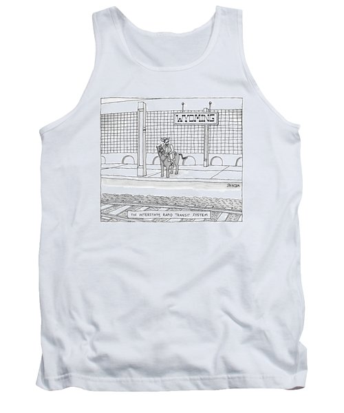 New Yorker January 22nd, 2007 Tank Top