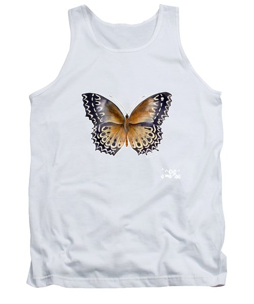 77 Cethosia Butterfly Tank Top