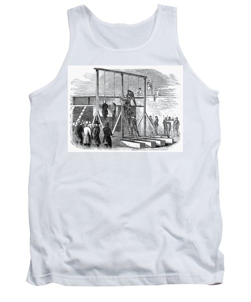 Execution Of Conspirators Tank Top