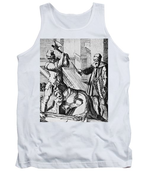 Sir Thomas More (1478-1535) Tank Top
