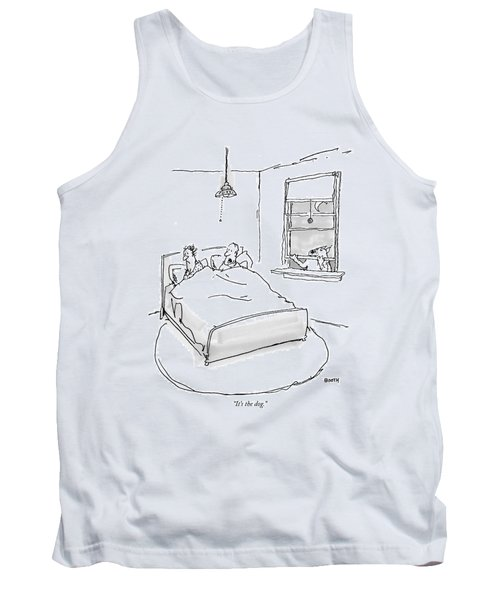 It's The Dog Tank Top