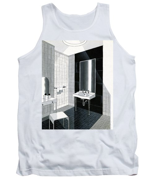A Bathroom For Kohler By Ely Jaques Kahn Tank Top