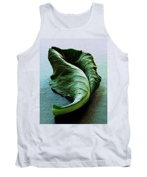 A Collard Leaf Tank Top