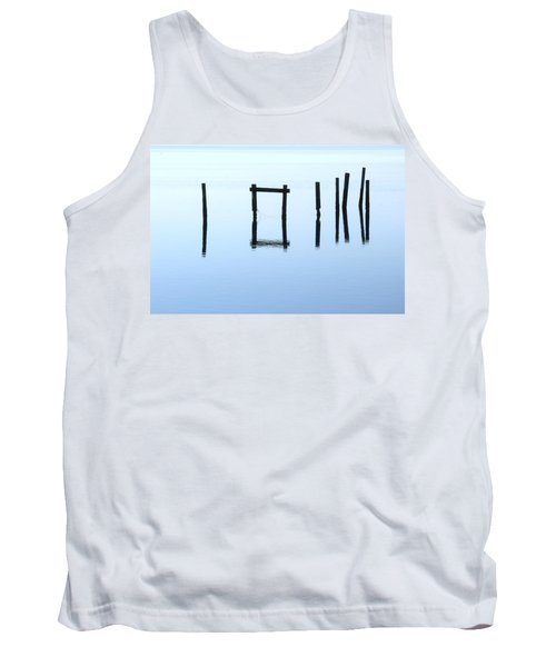 A Conversation With Nature Tank Top by Faith Williams