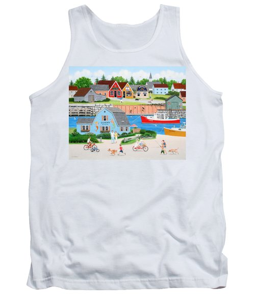 A Day With Dad Tank Top