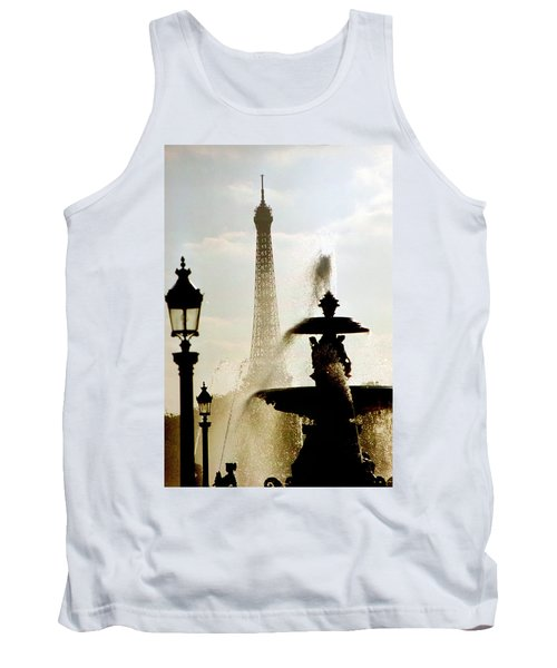 A Different View Tank Top