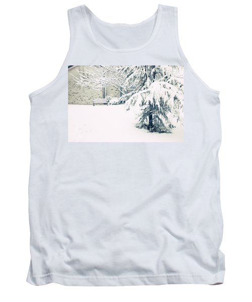 A Gentle Frosting Tank Top