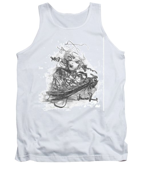 A Great Musician Tank Top by Laurie L