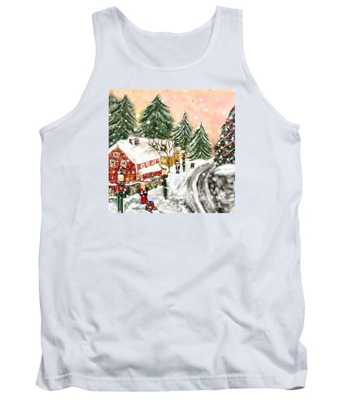 A Magical Frost Tank Top