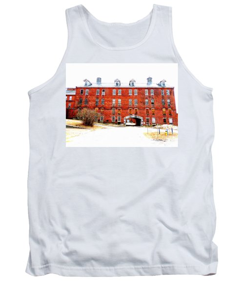 A Place Of Lost Dreams Tank Top