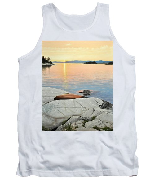 A Quiet Time Tank Top