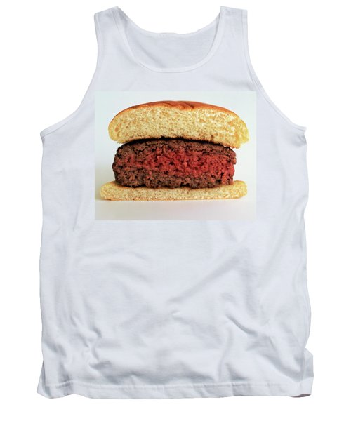 A Rare Hamburger Tank Top