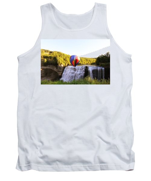 A Ride Over The Falls Tank Top