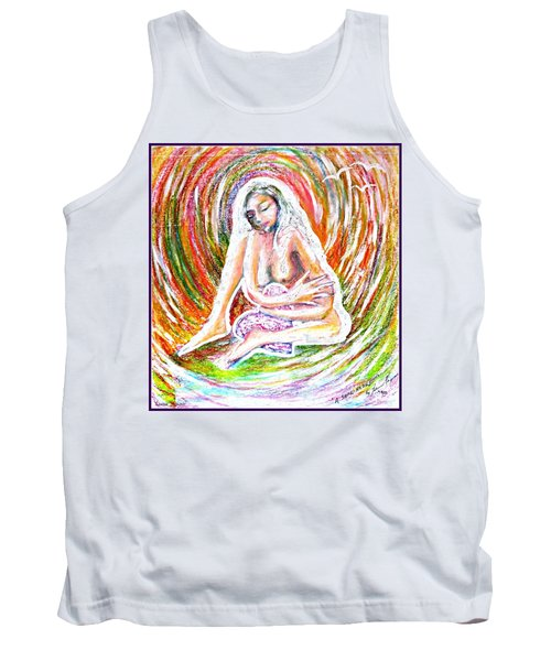 A Safe Heart Tank Top by Leanne Seymour