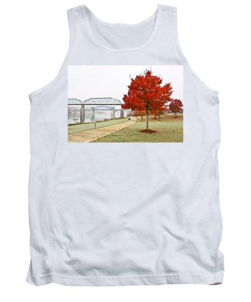 A Soft Autumn Day Tank Top