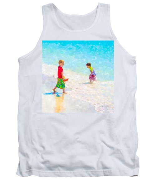 A Summer To Remember V Tank Top