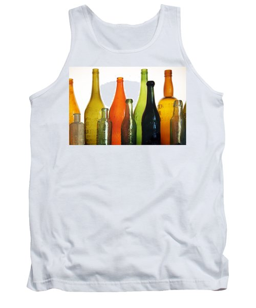 A Thirst For Timelessness Tank Top by Holly Kempe