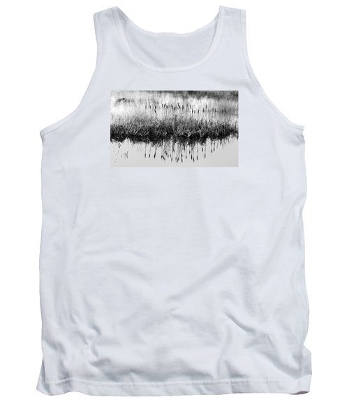 Tank Top featuring the photograph A Winter Bouquet by I'ina Van Lawick