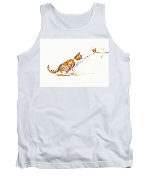 A Winter's Tale Tank Top