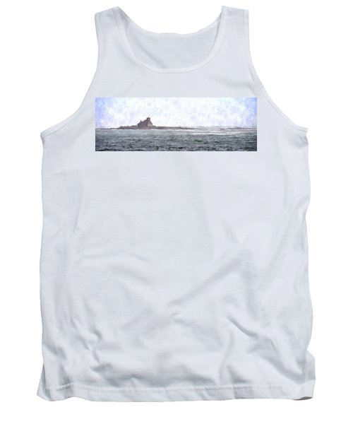 Abandoned Dreams Abwc Tank Top by Jim Brage