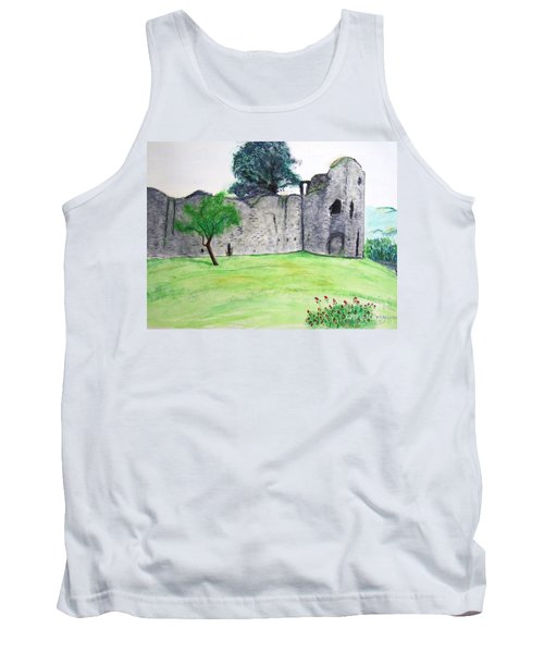 Abergavenny Castle Tank Top