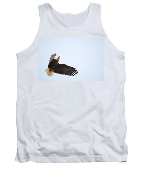 Above All Else Tank Top