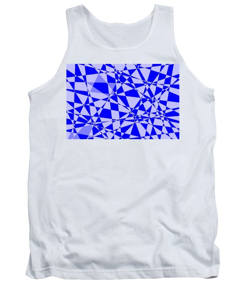 Abstract 151 Tank Top
