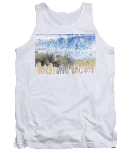 Abstract Marsh  Tank Top