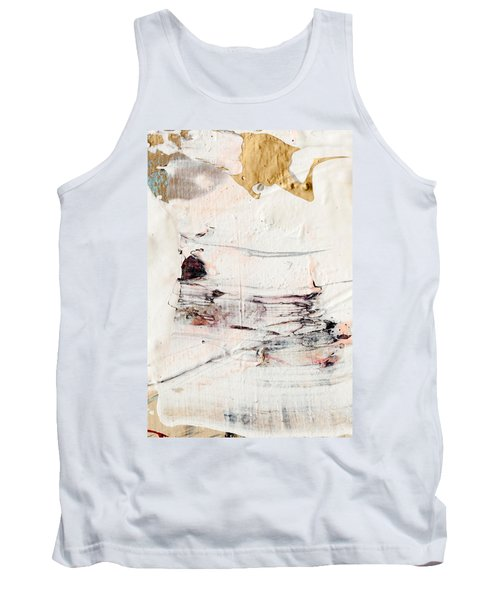 Abstract Original Painting Number Eleven Tank Top