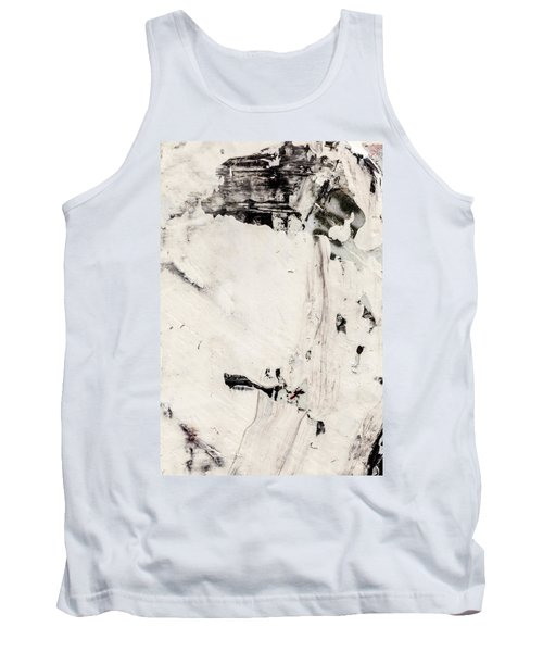 Abstract Original Painting Number Four Tank Top