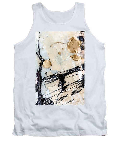 Abstract Original Painting Untitled Twelve Tank Top