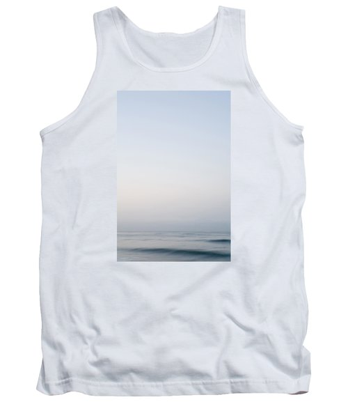 Abstract Seascape 2 Tank Top