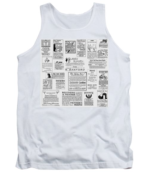 Advert - For The Ladies Tank Top